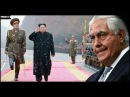 Rex Tillerson: 'New North Korea Approach Needed' (March 16, 2017 Headlines)