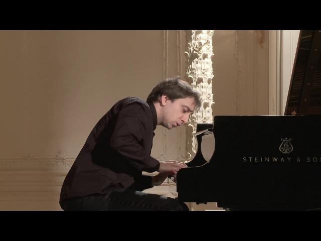 Miroslav Kultyshev (piano) English Hall of St. Petersburg Music House 2017-01-18 Part 2
