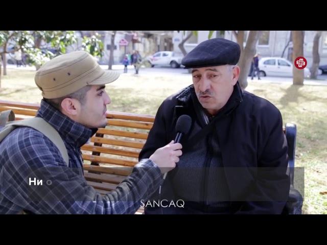 Опрос Мехмана Гусейнова: Президент и вице президент