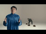 Jackie Chan - Kung Fu Pangolin или Джекки заступился за панголинов