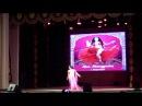 Mandrova Yana Lyrical pop song, Gala-Show East Mosaic Festival, Ust-Kamenogorsk, 25.03.2017