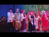 ЛЮБАВА. народный вокальный ансамбль. Театрализованный концерт