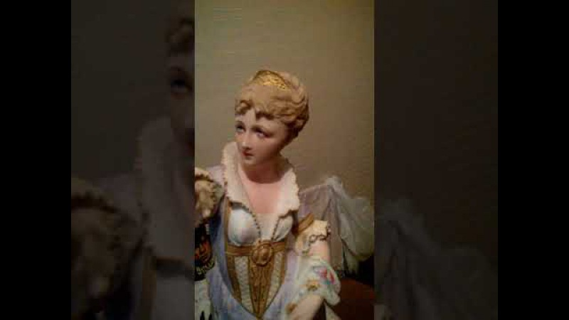 001 Моя коллекция Французского фарфора Vion Baury Fake copy 1920 30