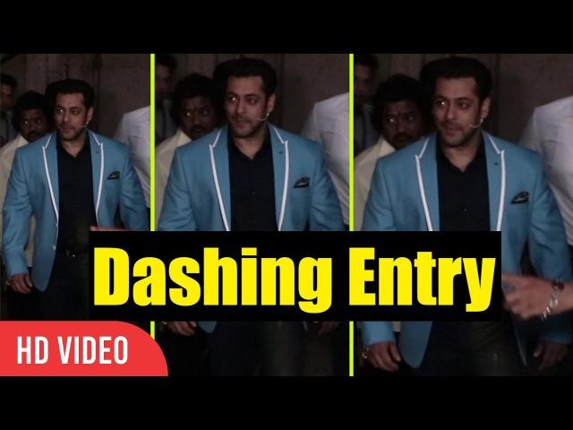 Salman Khan Fans Craze At Bigg Boss 11 Show Launch | Viralbollywood