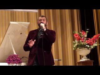 А.  Бабаджанян  - В нежданный час  -   Давид Гвинианидзе