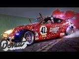 Santa Sleighs It Ferrari Powered Toyota Santa Sled #GT4586