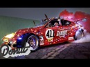 Santa Sleighs It Ferrari Powered Toyota Santa Sled GT4586
