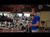 Sumy Dynamo Gym grip traning 2nd week