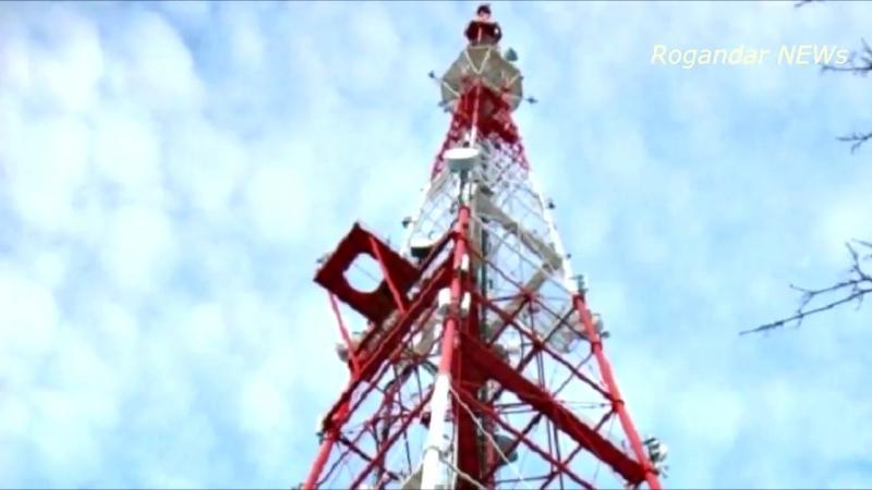 Каким-то образом...какими-то своими устройствами... Мегазрада: Украинская вышка на Чонгаре стала вещать российское радио