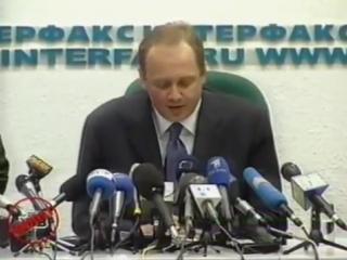 Сегодня (НТВ, 03.04.2001) Ведущий - Михаил Осокин