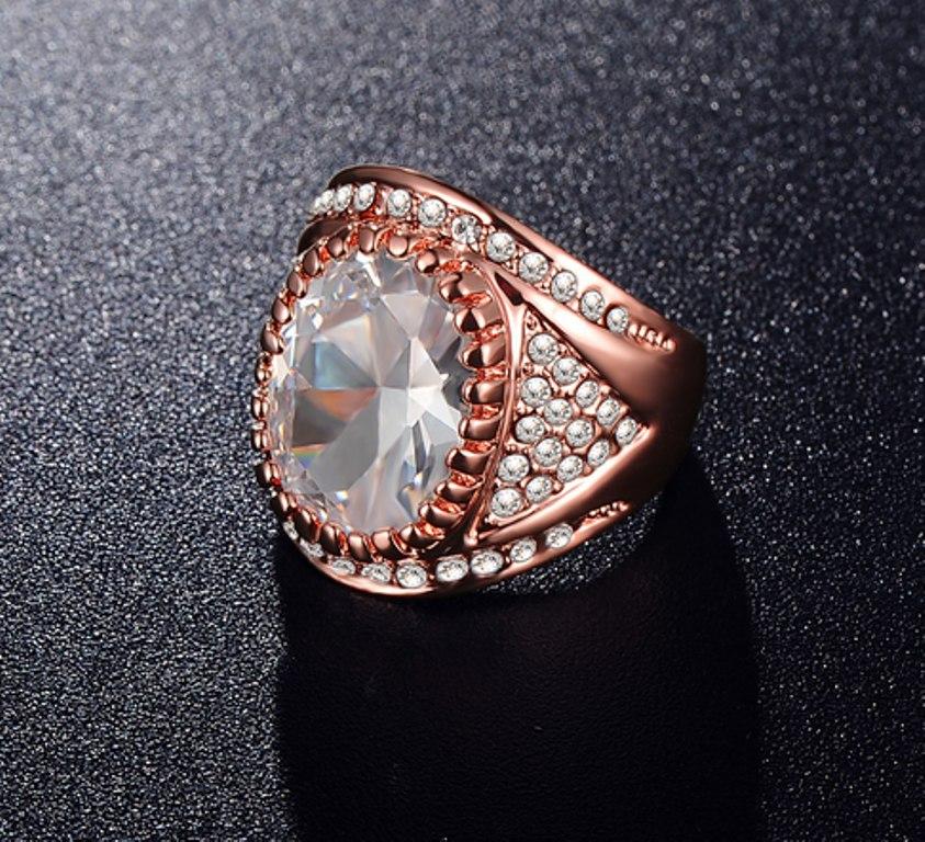 Позолоченный перстень