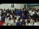 Четыре Олимпийских чемпиона по дзюдо провели мастер-класс в Дербенте 1