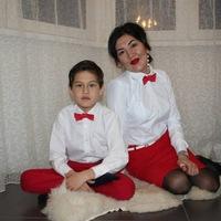 Анкета Ольга Бахарь
