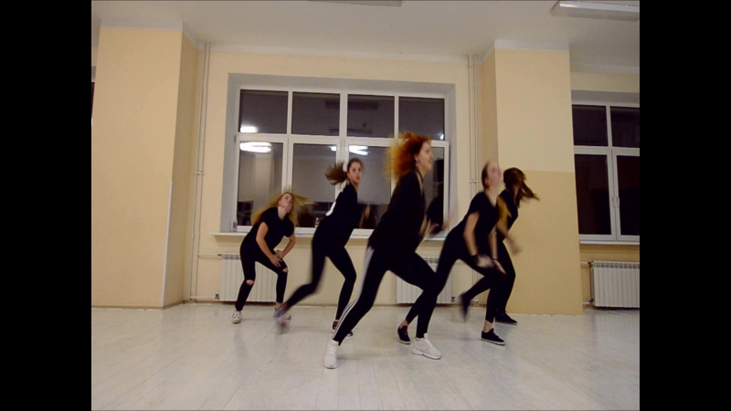 Tinashe–They're On/ choreography by Mariya Gul / Jazz Funk / LuckOut Club studio