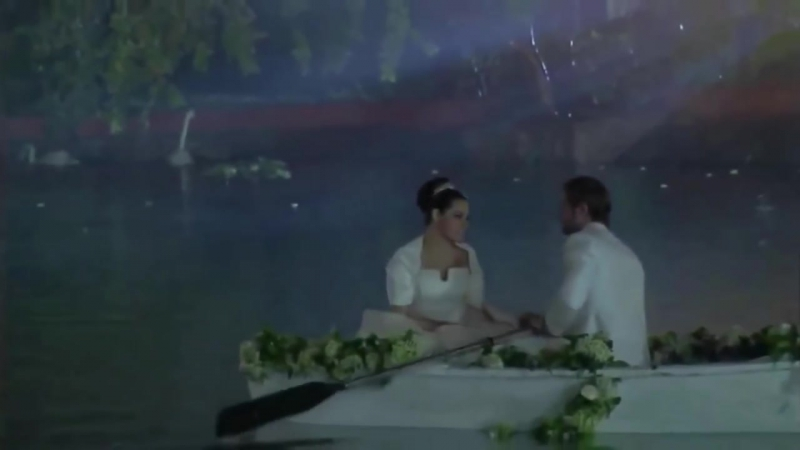 Свадьба Марии и Макса из сериала Триумф любви