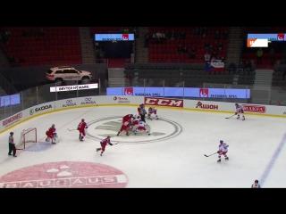 Еврохоккейтур 2016-17 / Шведские Игры / День 3 / Чехия - Россия