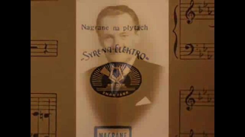 Old foxtrot~Siemieczki- Tadeusz Faliszewski 1935!