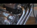 История создания Triumph X75 Hurricane 1973 года выпуска