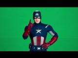 Человек-паук: Возвращение домой / Spider-Man: Homecoming.Смешные неудачные дубли со съёмок (2017) [1080p]
