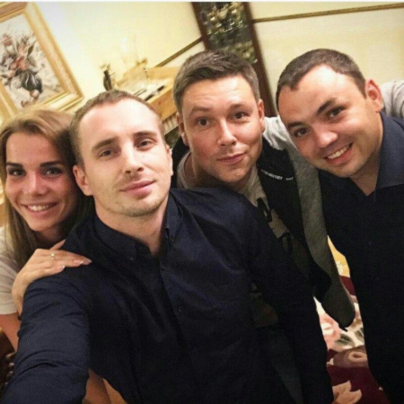 Бывшие участники были на съемках новой передачи Димы Шепелева