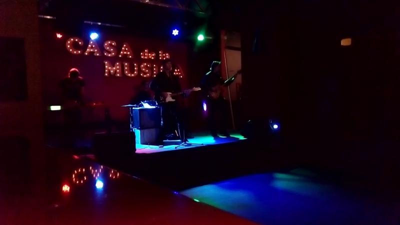 Рустам Канума Бэнд Кино Концерт памяти Виктора Цоя в Casa de la musica
