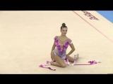 Екатерина Селезнева - лента (многоборье) // Летняя Универсиада 2017, Тайбэй
