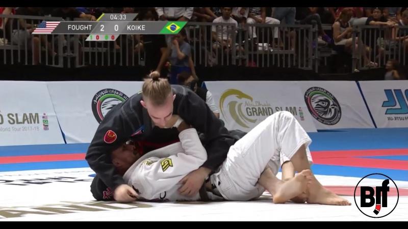 Eric Fought vs Kleber Koike TokyoGS