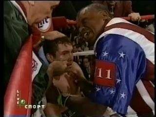 Oscar De La Hoya vs Fernando Vargas (НТВ Спорт) [14.09.2002]