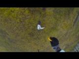 Белорус макнул драник в сметану с 25-метровой высоты
