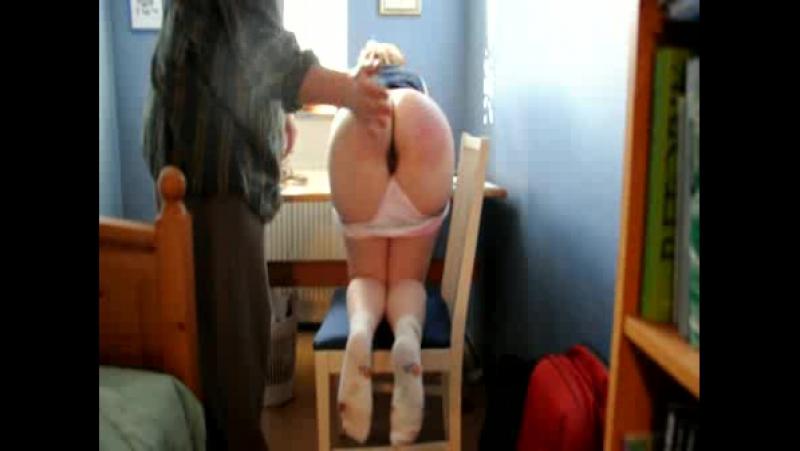 Mrs Epifor spanked