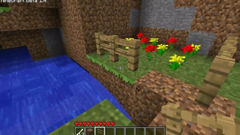MineCraft - BETA-цикл. 61 серия - Обзор версии 1.4