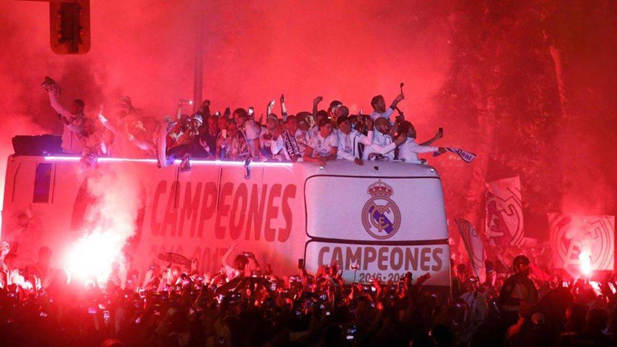Marca: Madrid futbolchilari hunuk ishni amalga oshirishdi