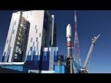 На Восточном начались испытания стартового стола, мобильной башни обслуживания и прибывшей для пуска в конце ноября РН Союз-2.1А