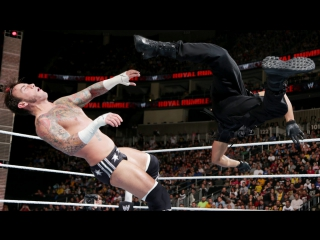 WWE 2014 Royal Rumble / Killswitch Engage – This Fire Burns / ALEXVIT