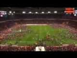 Болельщики на поле после чемпионского матча Спартак 3-0 Терек!!!! 🏆🔴⚪