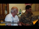 Участник апрельской войны в Карабахе вернулся домой
