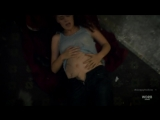 Sleepy Hollow- Deliverance Pregnant Belly Scenes  Belly inflation