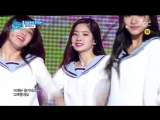 160416 TWICE - Me Gustas Tu (Dance Change Special Stage) @ Music Core