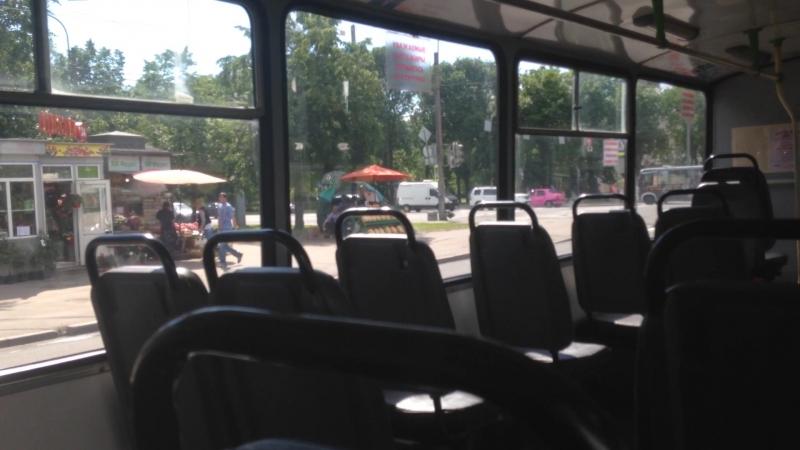 Троллейбус Санкт-Петербурга ВЗТМ-5284 б.1792 по маршруту №24 (21.07.2017)