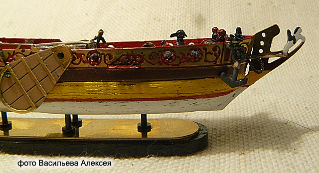 GOLDEN YACHT корабль в бутылке. Масштаб 1:300 VcAVEfsPpPA