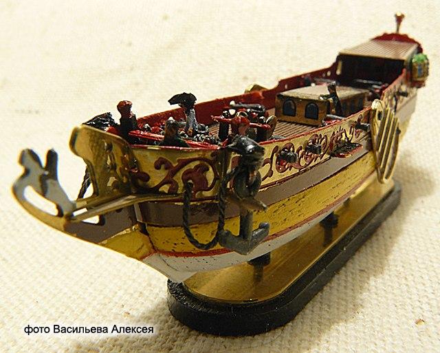 GOLDEN YACHT корабль в бутылке. Масштаб 1:300 JVuwNduCaI4