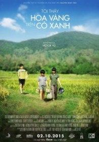 Жёлтые цветы на зелёной траве / Toi thay hoa vang tren co xanh (2015)