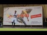 Руководитель Школы кавказкого танца Мурад Шихрагимов