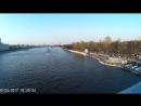 Прогулка по парку Горького мост