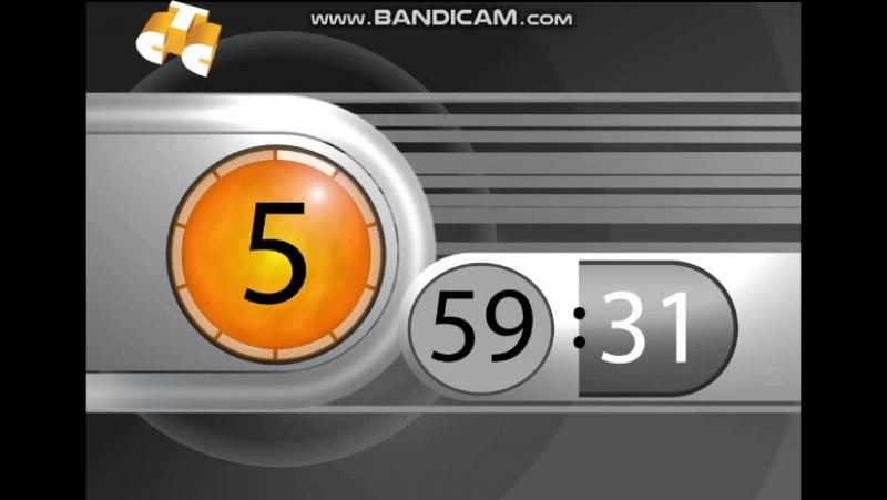 Часы СТС 2004-2005(Фейк)