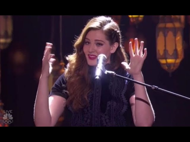 Mandy Harvey The Miracle DEAF Singer Will Touch ALL Your Emotions America's Got Talent 2017