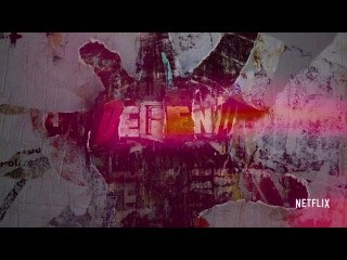 сериал Защитники / The Defenders 1 сезон тизер трейлер