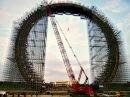 Больше просто не бывает: Как строят Самое Высокое Чертово Колесо