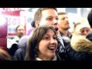Рождественский флешмоб (Триумф молл)   Christmas Flashmob (Saratov 2017)