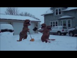 T-Rex Snow Removal Service